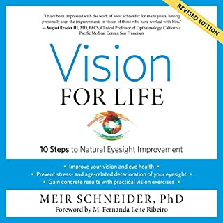 Vision for Life, Revised Edition cover art