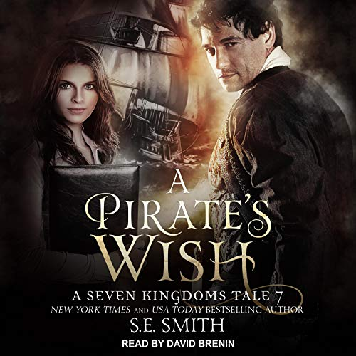 A Pirate's Wish audiobook cover art