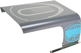 IDEA MOWER Mower Vader Garage compatible para robot cortacésped Gardena Sileno + funda personalizada