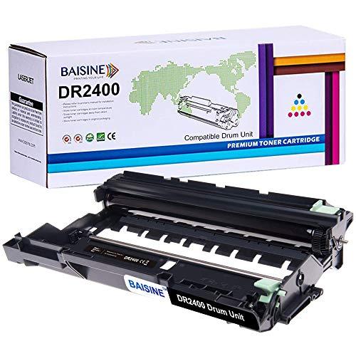 BAISINE 1X Trommel-Einheit kompatibel für Brother DR-2400 DR2400 für HL-L2310D L2375DW L2370DN MFC-L2710DN L2710DW L2712DN L2712DW L2730DW L2732DW L2750DW L2510D L2512D L2550DN (NOT Toner)