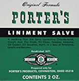 Porter's Liniment Salve, 2 Count