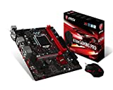 MSI B250M Gaming PRO Motherboard Core i3-i5-i7 B250 S1151 DDR4 SATA PCI Express