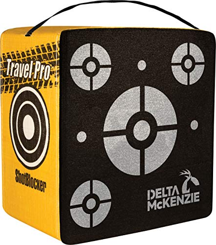 McKenzie Delta Travel Pro Target Travel Pro Layered Target