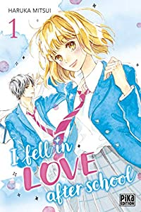 I fell in love after school Edition simple Tome 1