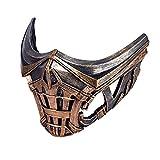 Scorpion Mask Mortal Kombat 2021 for Movie Cosplay V.2