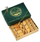Vegane Baklava Baklawa, 24 Stück 300g, Chateau de Mediterranean, Geschenkbox mit Schleife