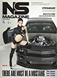 NS MAGAZINE 2020 APRIL THERE ARE MUST BE A MUSTANG (Grafis Mook)