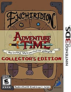 Adventure Time: Hey Ice King! Why'd you steal our garbage Collector's Edition 3DS by D3 Publisher [並行輸入品]