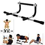 Kabalo Barra Fija de Ejercicio para Marco de Puerta - Door Gym Exercise Pull Up Bar (Multi-Training Bar) - Equipos de Gimnasio en casa!