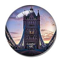 イギリスイングランドロンドンタワーブリッジ冷蔵庫マグネットホワイトボードマグネットオフィスキッチンデコレーション