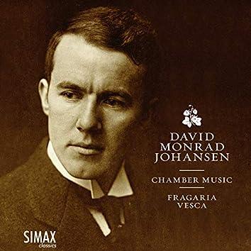 David Monrad Johansen: Chamber Music