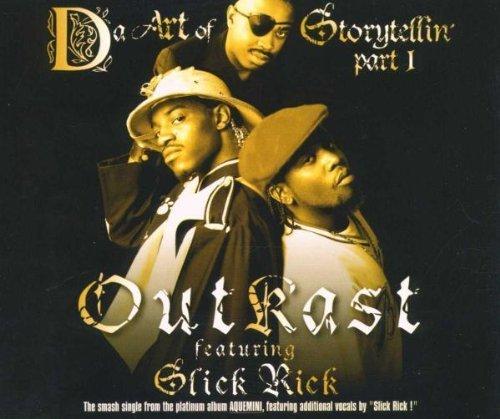 Da Art of Storytellin Pt.1 by Outkast (2000-05-23?
