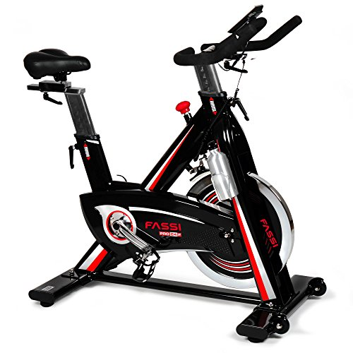 Fassi Fit Bike Pro 24 F con Ricevitore Cardiaco Wifi
