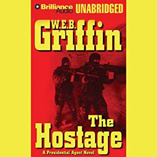 The Hostage audiobook cover art