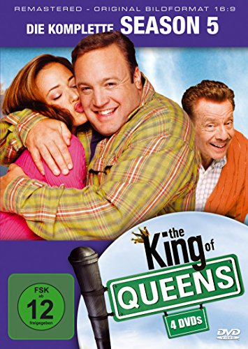 The King of Queens - Season 5 [4 DVDs]