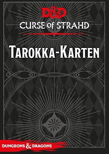 D&D: Tarokka-Karten