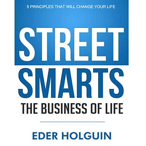 Street Smarts, the Business of Life audiobook cover art