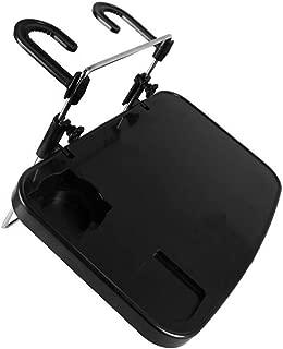 Saflyse 2016/Multi Funci/ón Auto Laptop Mesa Plegable Escritorio Soporte para Coche con caj/ón con iPad positionsrasten para Auto Asiento Trasero reposacabezas y Manillar