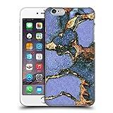 Oficial Monika Strigel Morado Piedras Preciosas Y Oro Carcasa rígida Compatible con Apple iPhone 6 Plus/iPhone 6s Plus