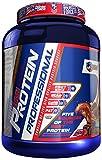 Muscle Force High Protein 5 Sabor Fresa y Nata - 2000 gr