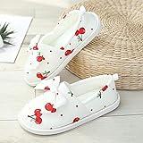 Aerlan Pantuflas Cómodas,Slipper Interiores y Exteriores,Zapatos de confinamiento Bolso Fino con Pantuflas Transpirables para Embarazadas-C_37