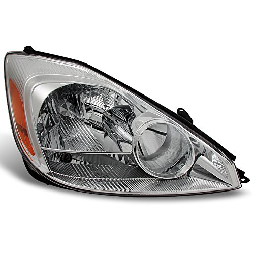 For 2004 2005 Toyota Sienna Passenger Right Side Halogen Type Headlight Headlamp Replacement Assembly