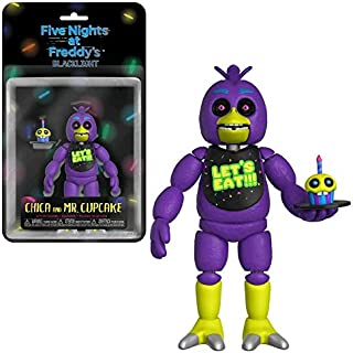 Five Nights at Freddy's - Chica Black Light 5