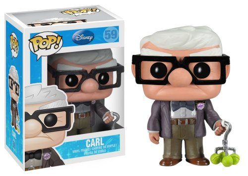POP! Vinilo - Disney: Up! Carl