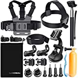 Accessori per Gopro, Kit Accessori Action Cam per Go Pro Hero 7...