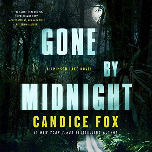 Gone by Midnight audiobook cover art
