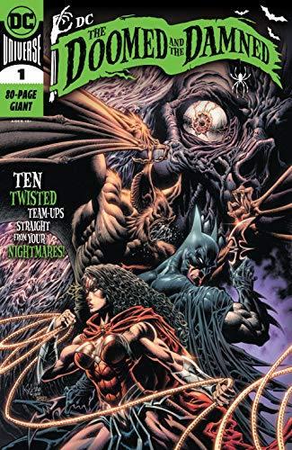 DC: The Doomed and The Damned (2020) #1 (DCU Halloween Special) (English Edition)