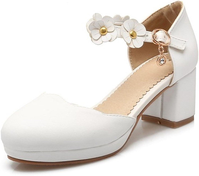 BAJIAN-LI Hohe heelsdamen Sandalen, Sommer Peep-toe Halbschuhe Damen Flip Flops Sandalen Schuhe  | New Listing  | Spaß  | Qualitätskönigin
