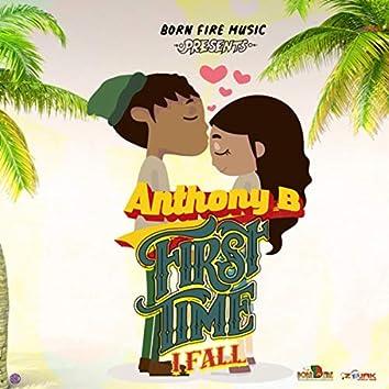 First Time I Fall - Single