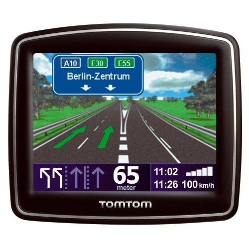 TomTom ONE IQ RoutesTM-Edition Navigationsgerät (TMC, Europa, Fahrspurassistent, Text-to-Speech, intelligente Routenberechnung)