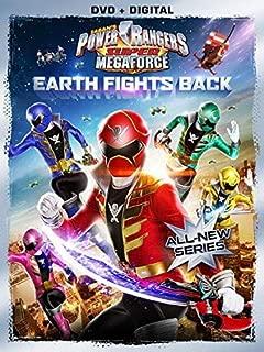 Power Rangers Super Megaforce: Earth Fights Back Digital