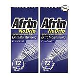Best Nasal Sprays - Afrin No Drip Extra Moisturizing Pump Nasal Mist Review