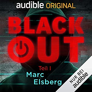 Blackout, Teil 1 audiobook cover art