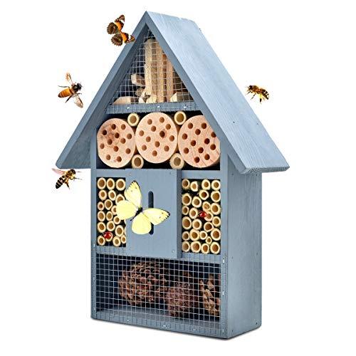 NATURAIS - Casetta per insetti in materiali...