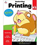 Carson Dellosa Handwriting: Printing Workbook―Kindergarten-2nd Grade Writing Practice, Letter Tracing and Sounds, Word and Sentence Formation (80 pgs) (Brighter Child: Grades K-2)