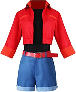 Womens Red Blood Cell Jacket Cell at Work Erythrocite Cosplay Costume