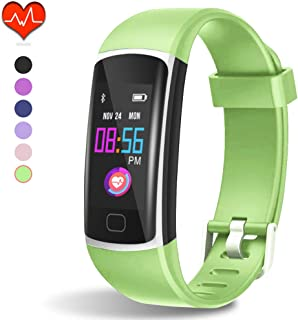 Fitness Tracker, Waterproof Activity Tracker with Heart...