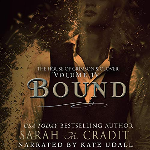 Bound Audiobook By Sarah M. Cradit cover art