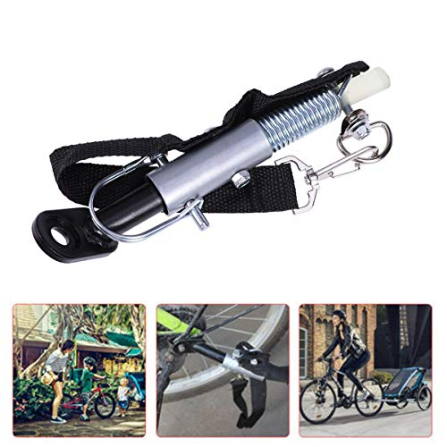 Great Price! BESPORTBLE Bicycle Trailer Hitch Quick Release Metal Linker Road Bike MTB Trailer Hitch...