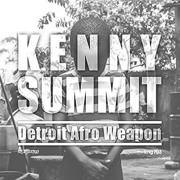 Detroit Afro Weapon