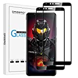 (2 Pack) Orzero Tempered Glass Screen Protector Compatible for ZTE Nubia Red Magic Mars, 9 Hardness HD Anti-Scratch Anti-Fingerprint Bubble-Free (Lifetime Replacement)