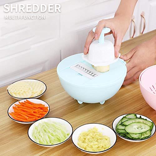 Beobachten vielseitig Gemüse ist Kartoffelreibe nach Hause Küchenabfluss Korb-Werkzeug