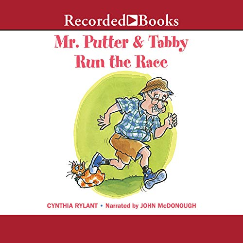 Mr. Putter & Tabby Run the Race  By  cover art