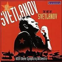 Art of Svetlanov by Evgeny Svetlanov (2010-07-28)