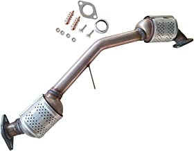 Roadstar Catalytic Converter Assembly Front & Rear Sides for 05-06 Saab 9-2X 2.5L 99-06 Subaru Impreza/Forester/Legacy/Outback/Baja 2.5L