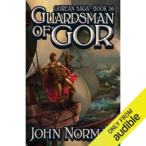 Guardsman of Gor cover art